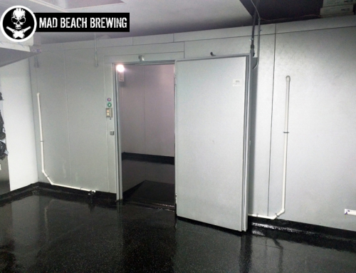 Walk-in Cooler/Freezer Combo – Mad Beach Brewing